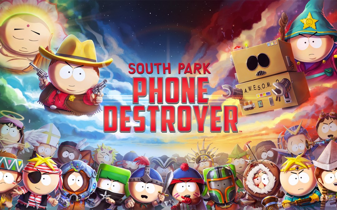 Ubisoft And South Park Digital Studios Expand To Mobile With South Park Phone Destroyer