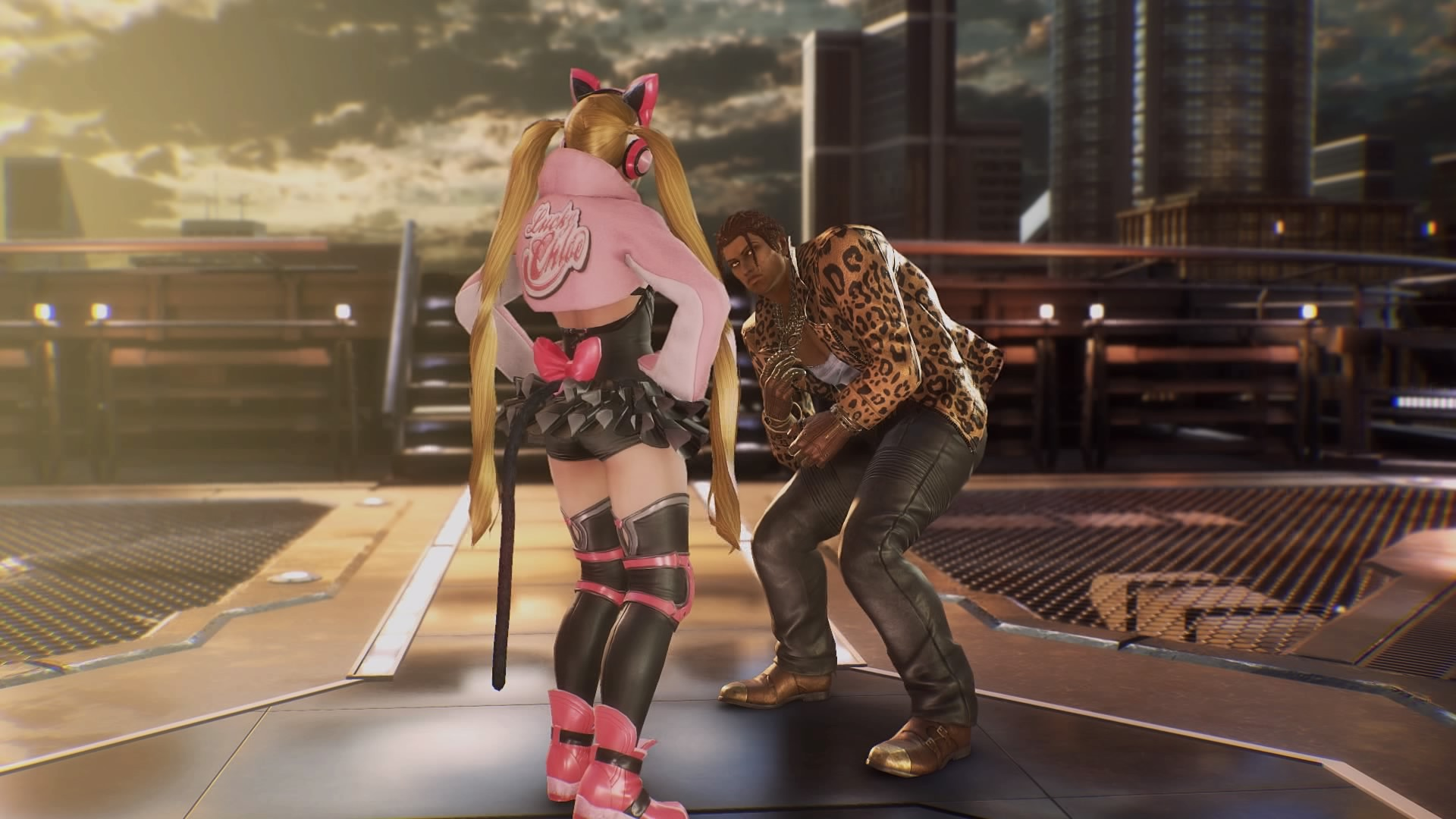 tekken 7 review came for glory stayed for lucky chloe the reimaru files tekken 7 review came for glory stayed