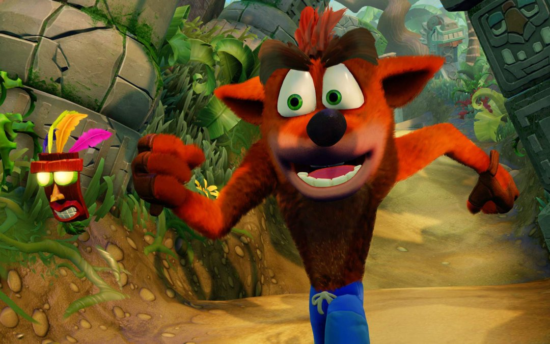 Crash is Back Fur Realz! Crash Bandicoot N. Sane Trilogy Spins Into The Hands of Fans