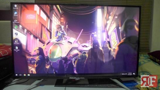 Philips 4K Ultra HD LCD display-12