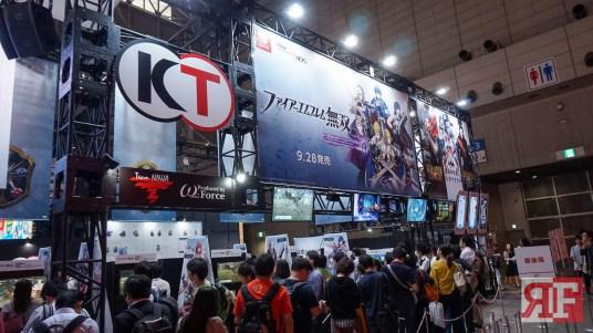 Tokyo Game Show 2017-18