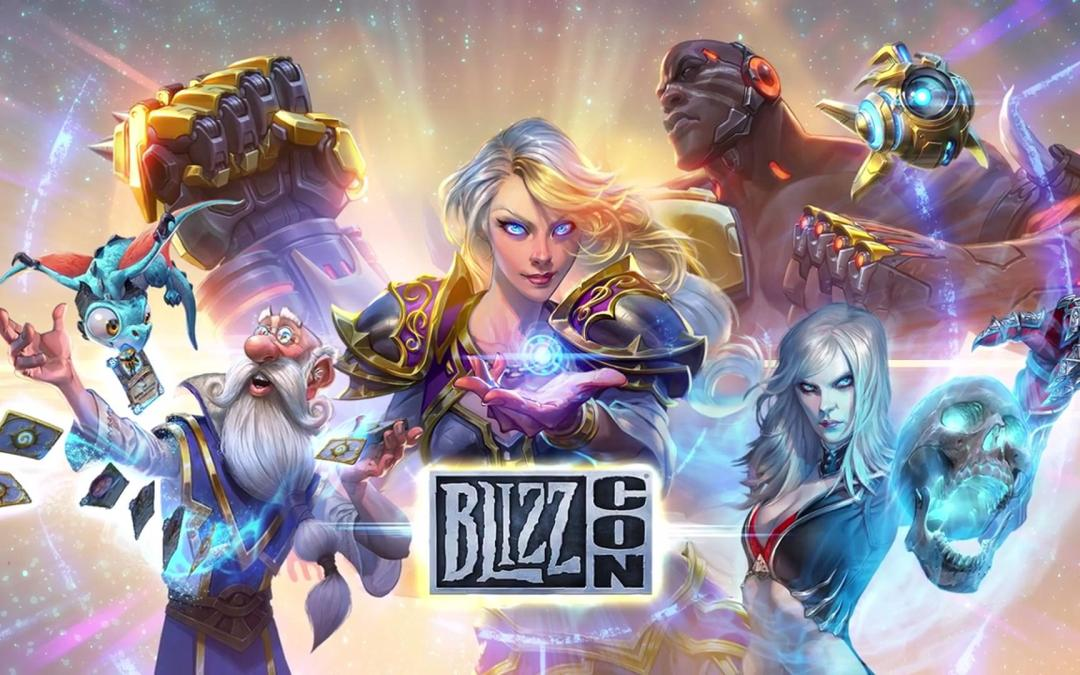 Blizzcon 2017 Recap and Tournament Results
