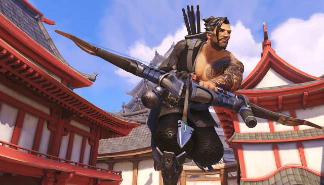 Hanzo mains will soon come to Heroes of the Storm