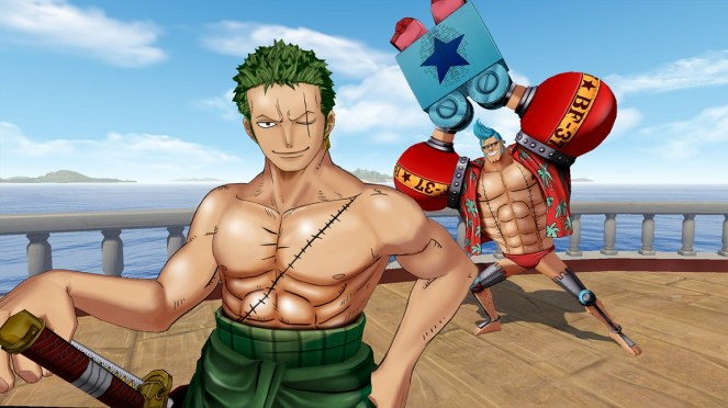 one piece grand cruise zoro