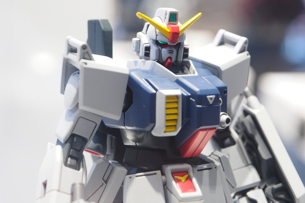 HG Ground Type Gundam 2