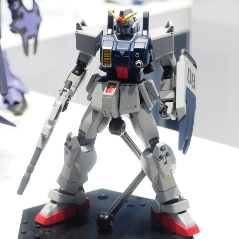 HG Ground Type Gundam