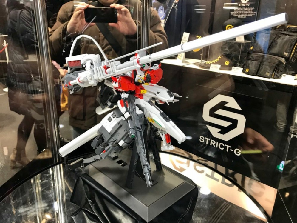 MG deep striker 2