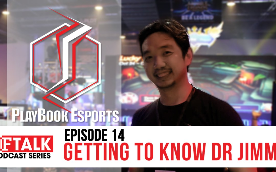 RF Talk Episode 14 – Getting to Know Dr Jimmy