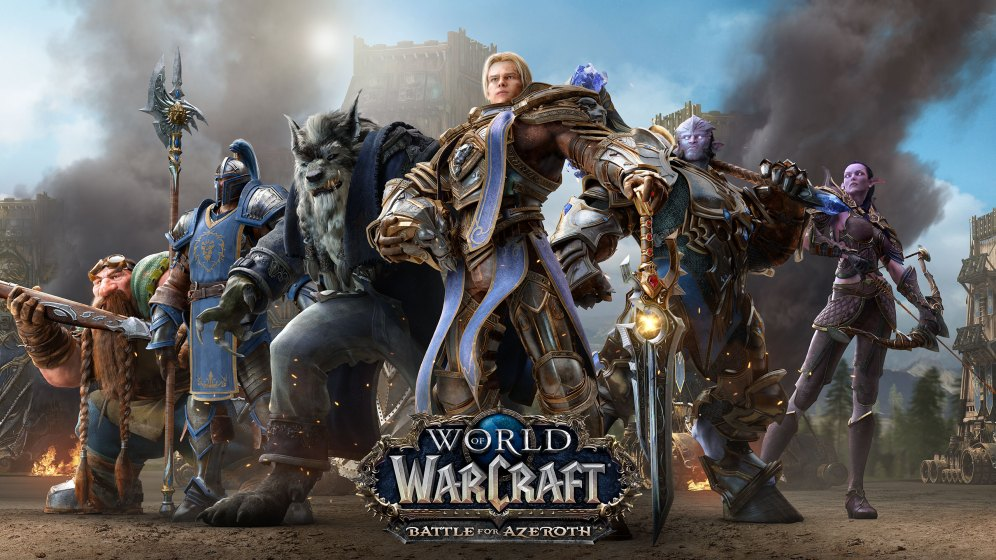 World_of_Warcraft_Battle_for_Azeroth_The_Alliance
