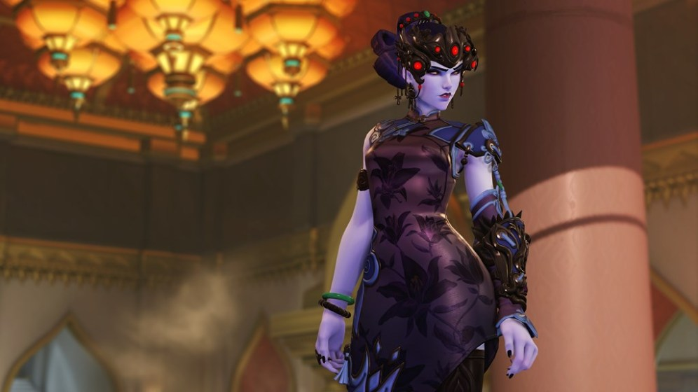 Black Lily Widowmaker
