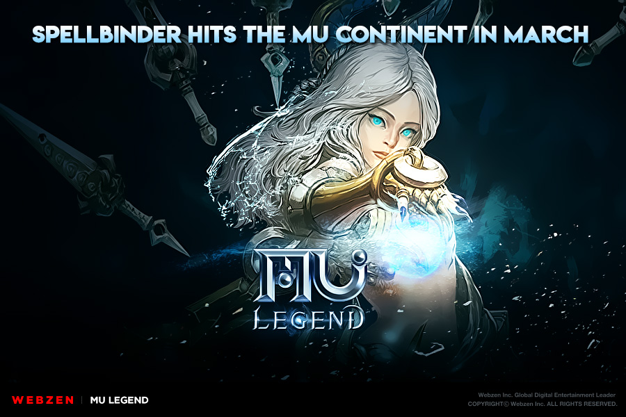 MU Legend to Get New Spellbinder Class in March