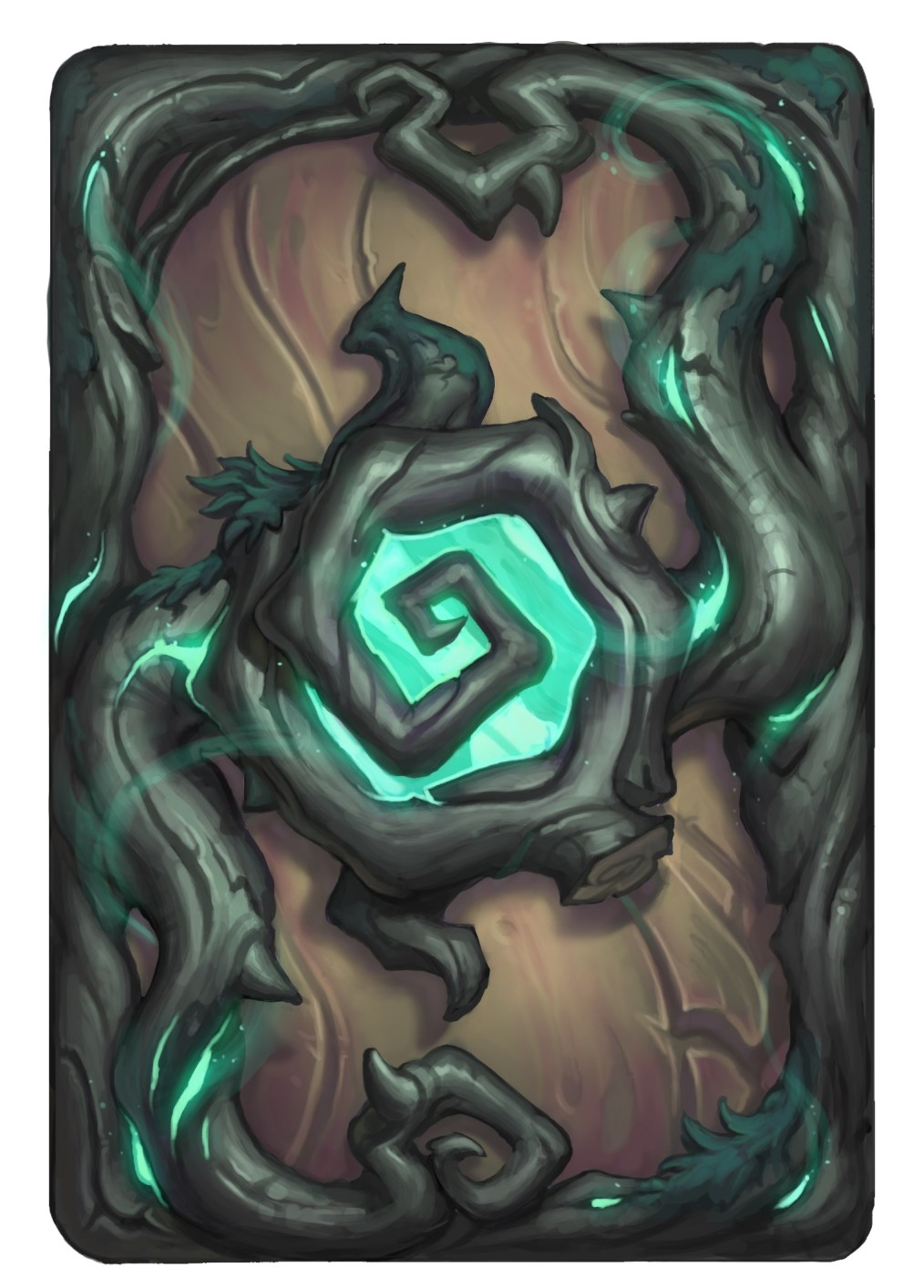In A Dark Wood Card Back_S