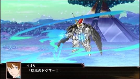 Super Robot Wars X ss2