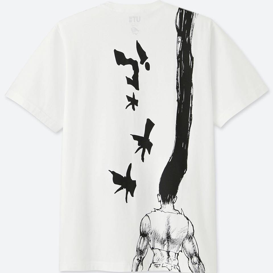 uniqlo hunter x hunter 1
