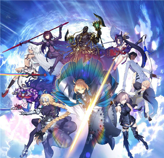 Fate/Grand Order is Finally Heading to Southeast Asia