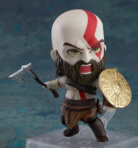nendoroid god of war kratos 3