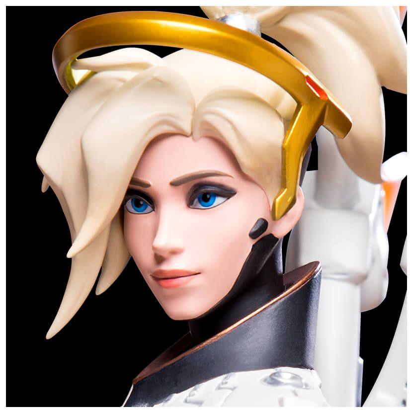 overwatch mercy statue 1
