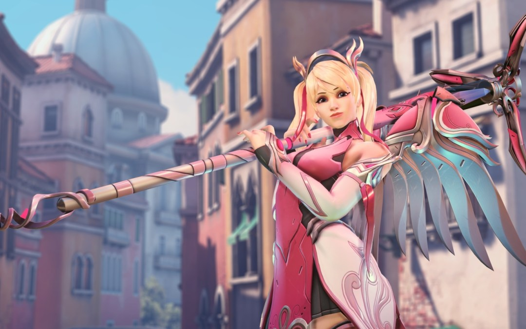 Blizzard and Streamers Rally Together to Fight Breast Cancer