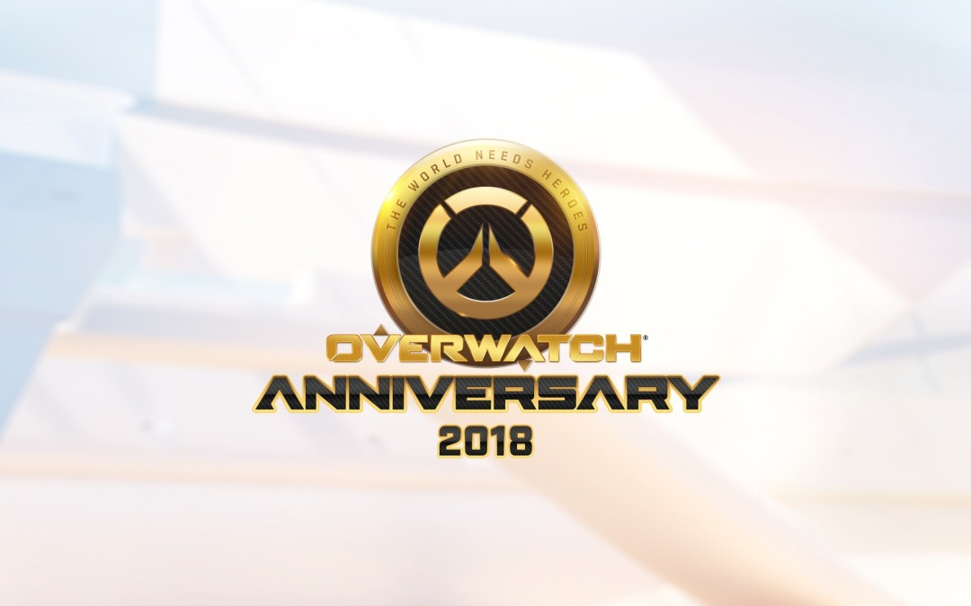 From May 23 through June 12th, login to Overwatch on PC, PlayStation and Xbox One to experience Overwatch Anniversary