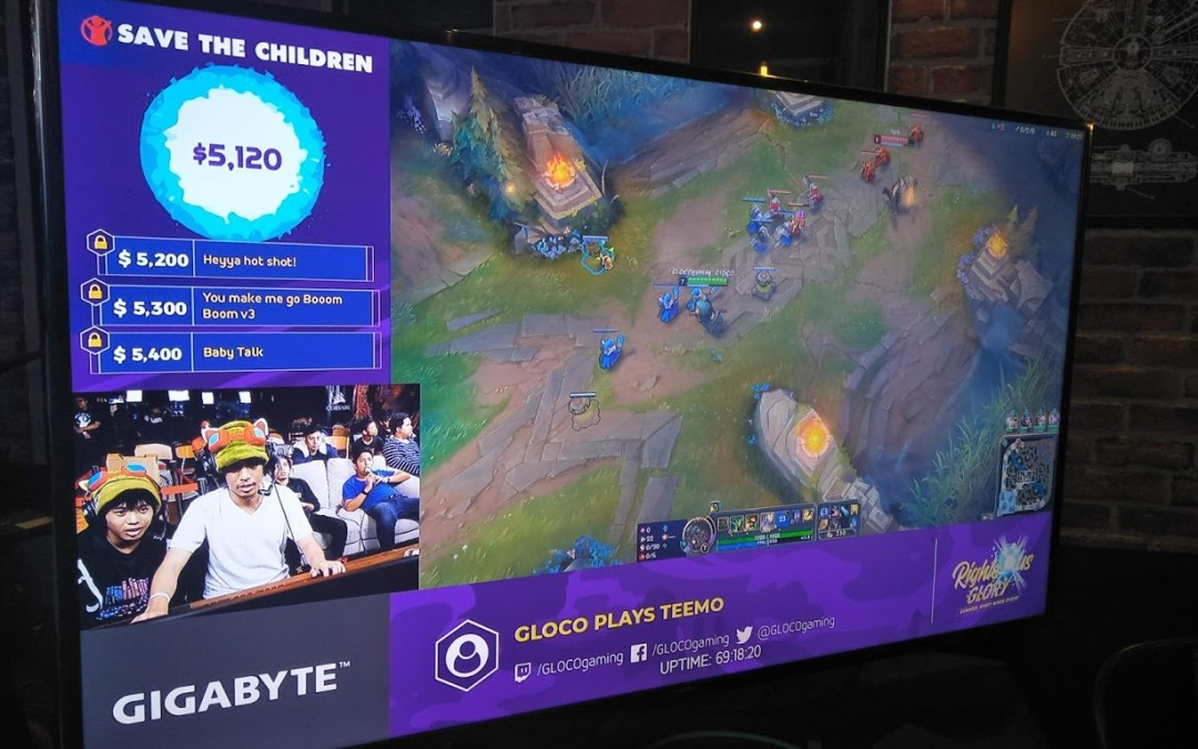 Amidst controversy, Pinoy Streamers raise PHP 300,000 for charity