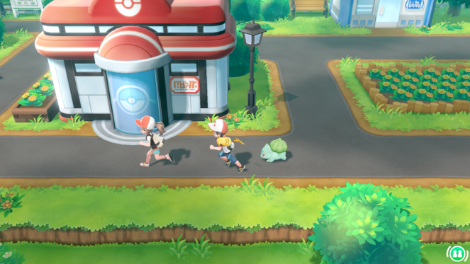 Pokemon Lets Go Pikachu Lets Go Eevee screenshot 1