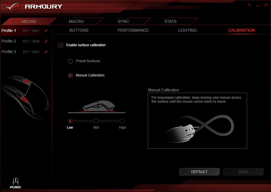 armoury pugio 4