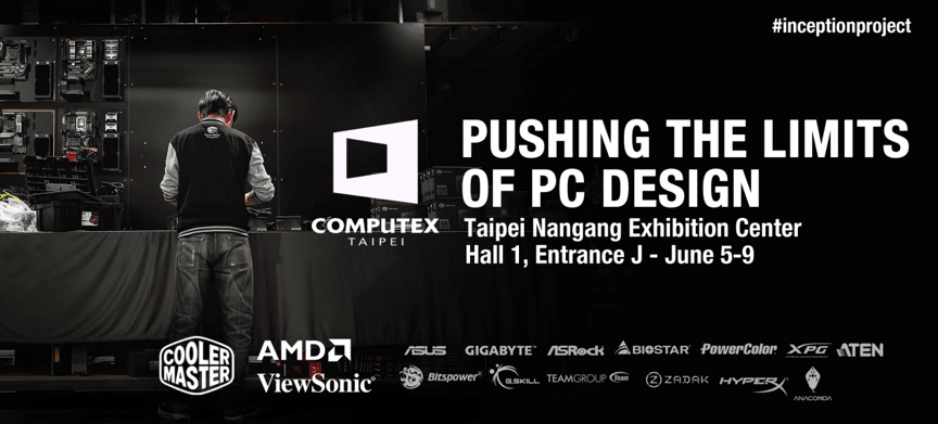Pushing the Limits of PC Design with Taiwan's PC Experts with $9,000 Hardware Galore at COMPUTEX 2018