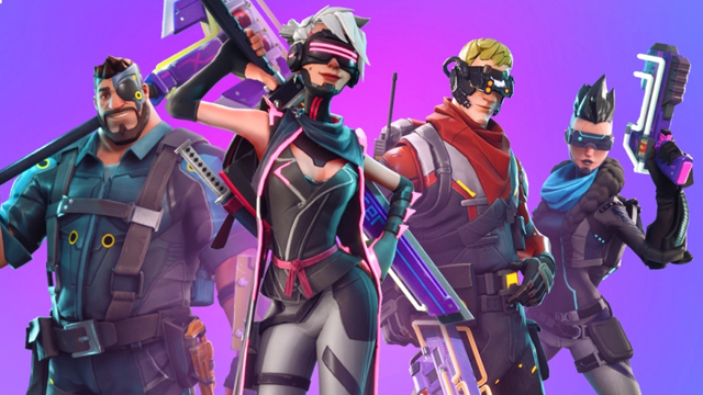 Fortnite popularity rise continues, now the 3rd most played PC game worldwide