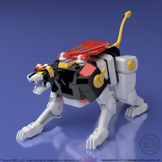 super minipla voltron black lion