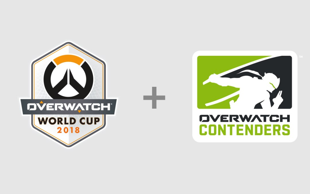 Enjoy live activities and try Overwatch for free at Overwatch World Cup Thailand stage