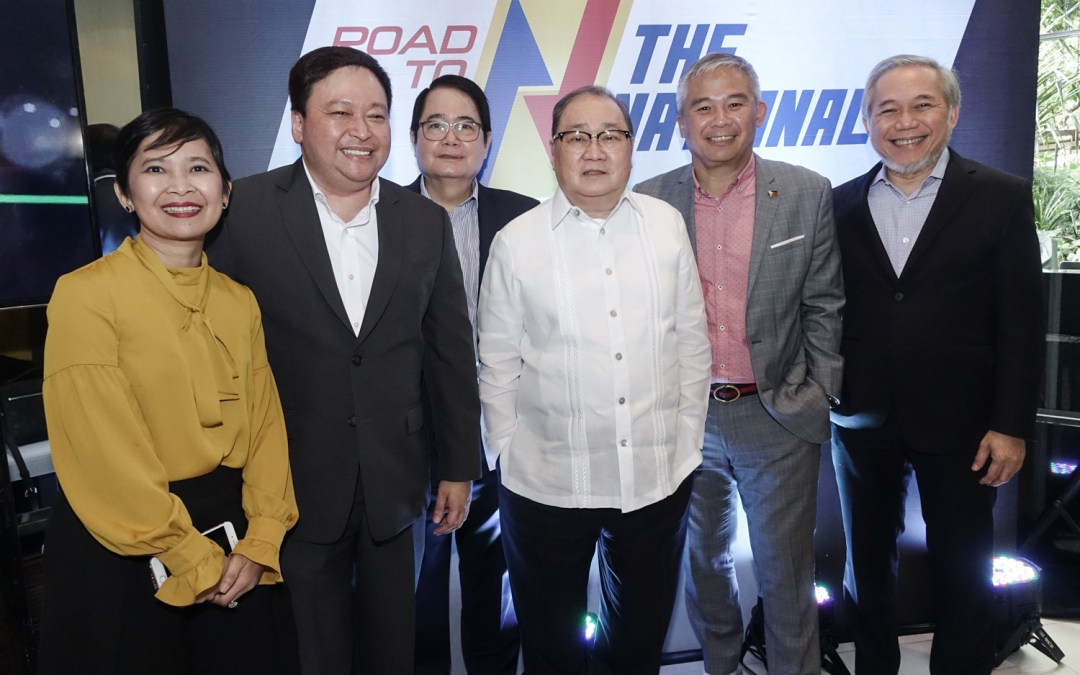 ESPN5 introduces the Road to The Nationals, a search for Esports Pro Athletes in the Philippines