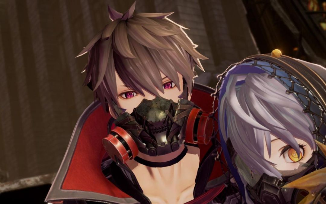 CODE VEIN Gets an Animated Opening Cinematic