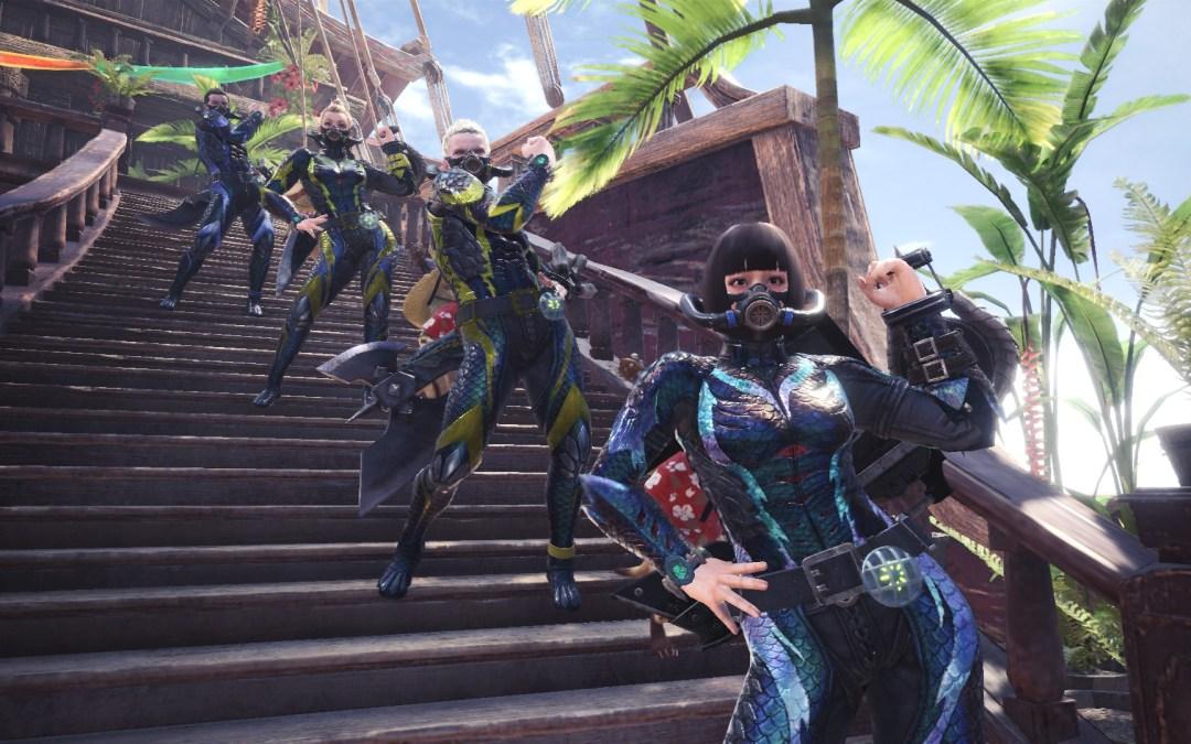 Monster Hunter World  The Summer Twilight Fest Happening Right Now!