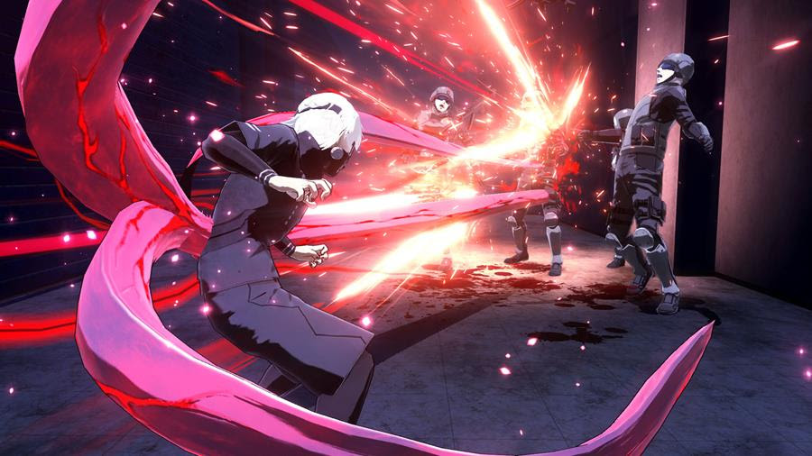 A Tokyo Ghoul Game is in the Works for PS4 and PC