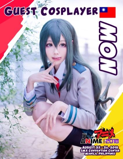 BOA 2018 Guest Cosplayer_MON