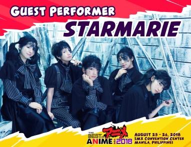 BOA 2018 Guest Performer_STARMARIE