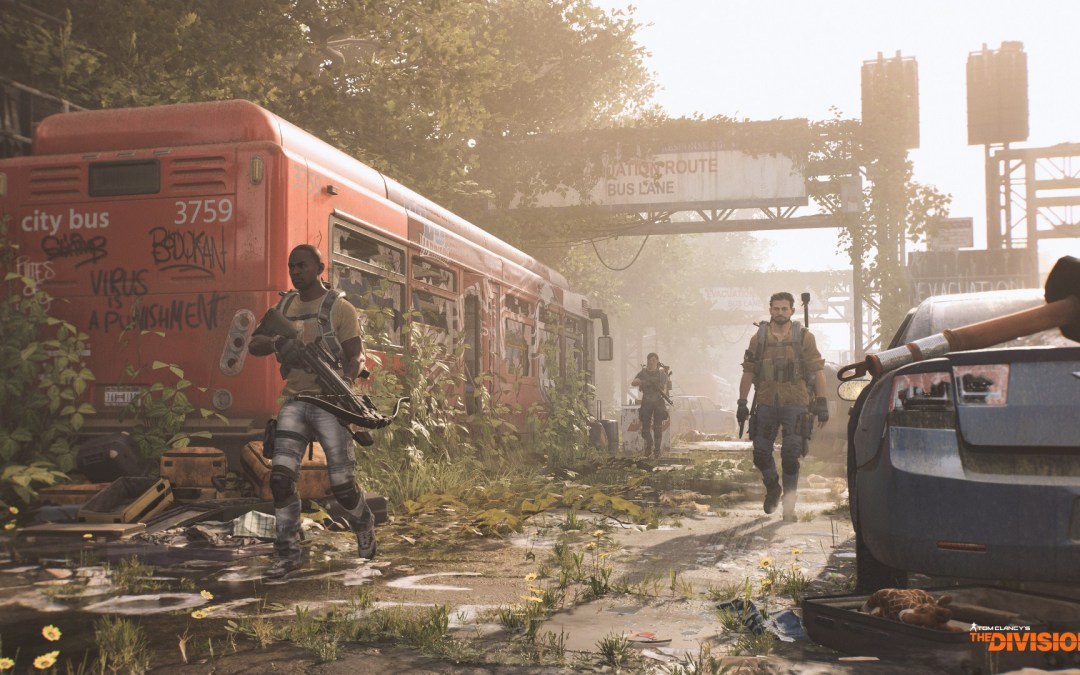 Pre-Orders for Tom Clancy's The Division 2 Now Available