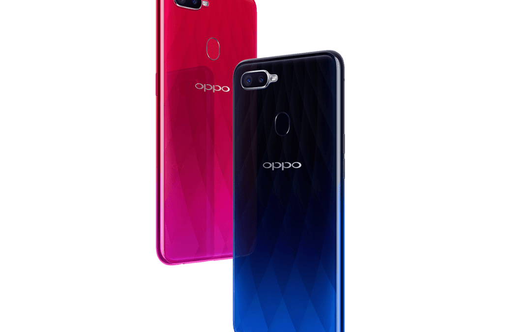 OPPO Elevates Smartphone Standard with the OPPO F9