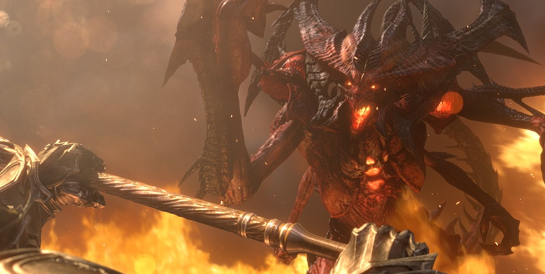 Diablo III Eternal Collection Invades Nintendo Switch On November 2
