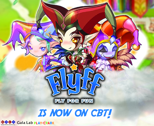 PlayPark's FlyFF begins its CBT in Southeast Asia