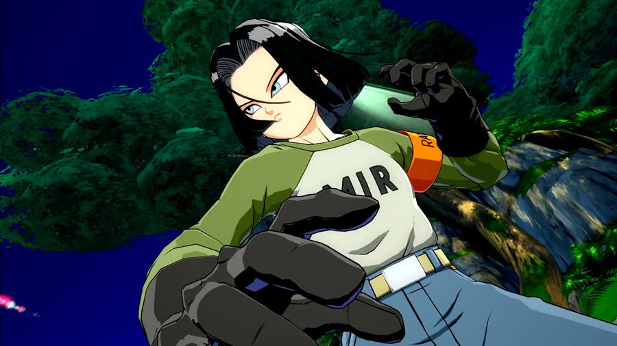 Android 17 is Now a Playable DLC Character in Dragon Ball FighterZ
