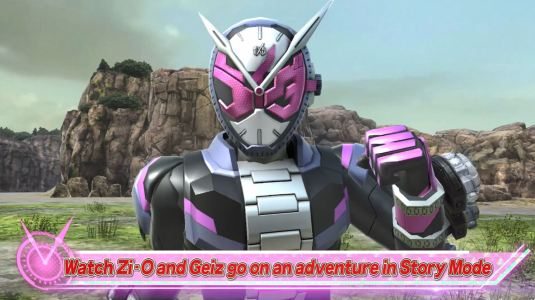 Story Mode_ZiO and Geiz