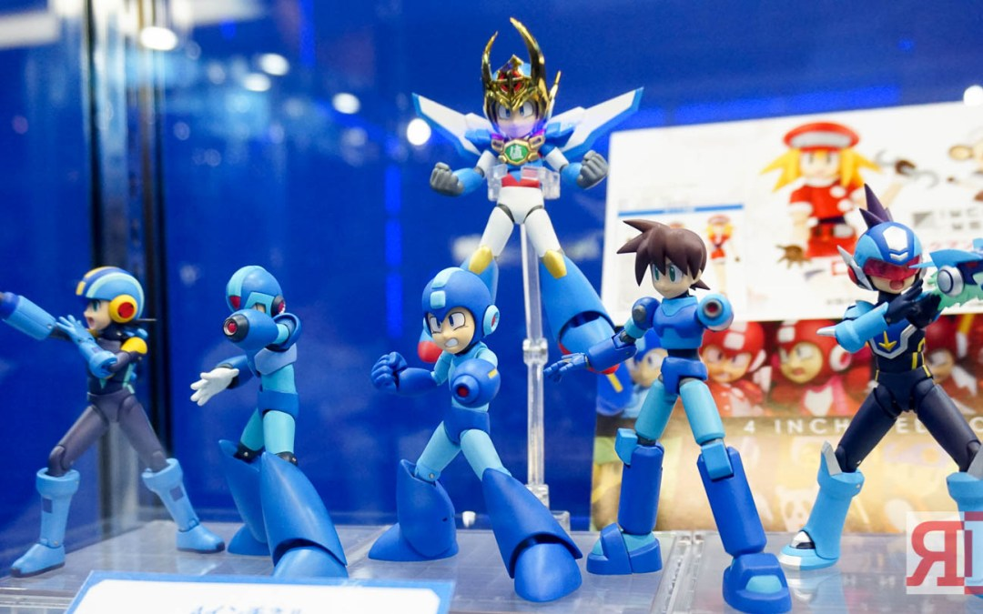 Check Out the Mega Man 30th Anniversary Gallery at Tokyo Game Show 2018