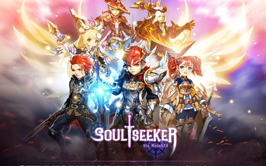 The strategy RPG Soul Seeker: Six Knights is now available worldwide