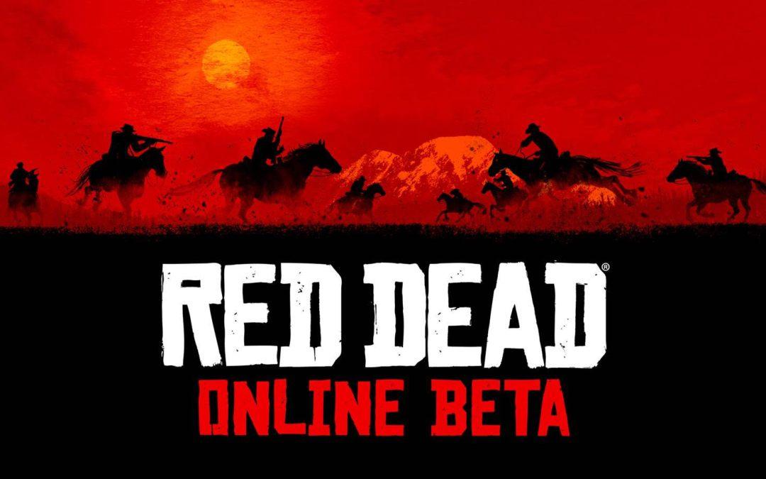 Red Dead Online Beta Test Starts Now