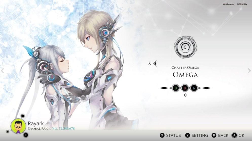 chapter omega