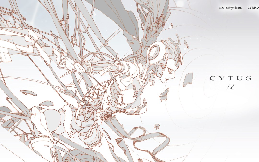 Cytus α for Nintendo Switch is set to release in 2019