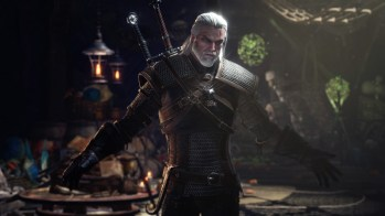 monster hunter world the witcher 3 geralt