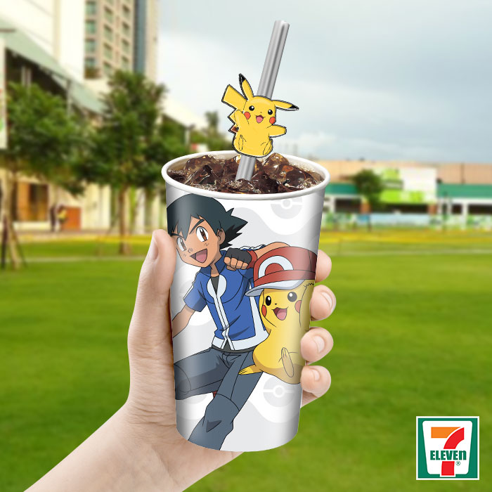 A Wild Pokémon Has Appeared At Your Nearest 7 Eleven Store