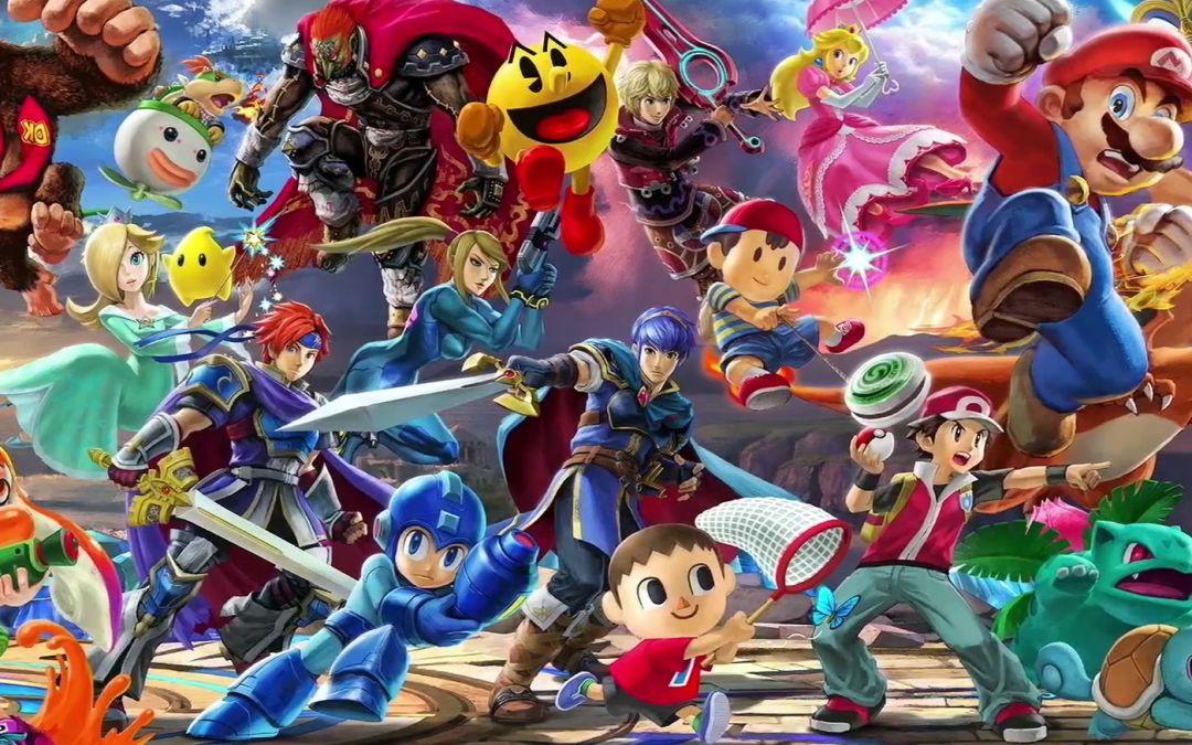 Final Destination: Super Smash Brothers Ultimate Dominates EVO 2019 Registrations!